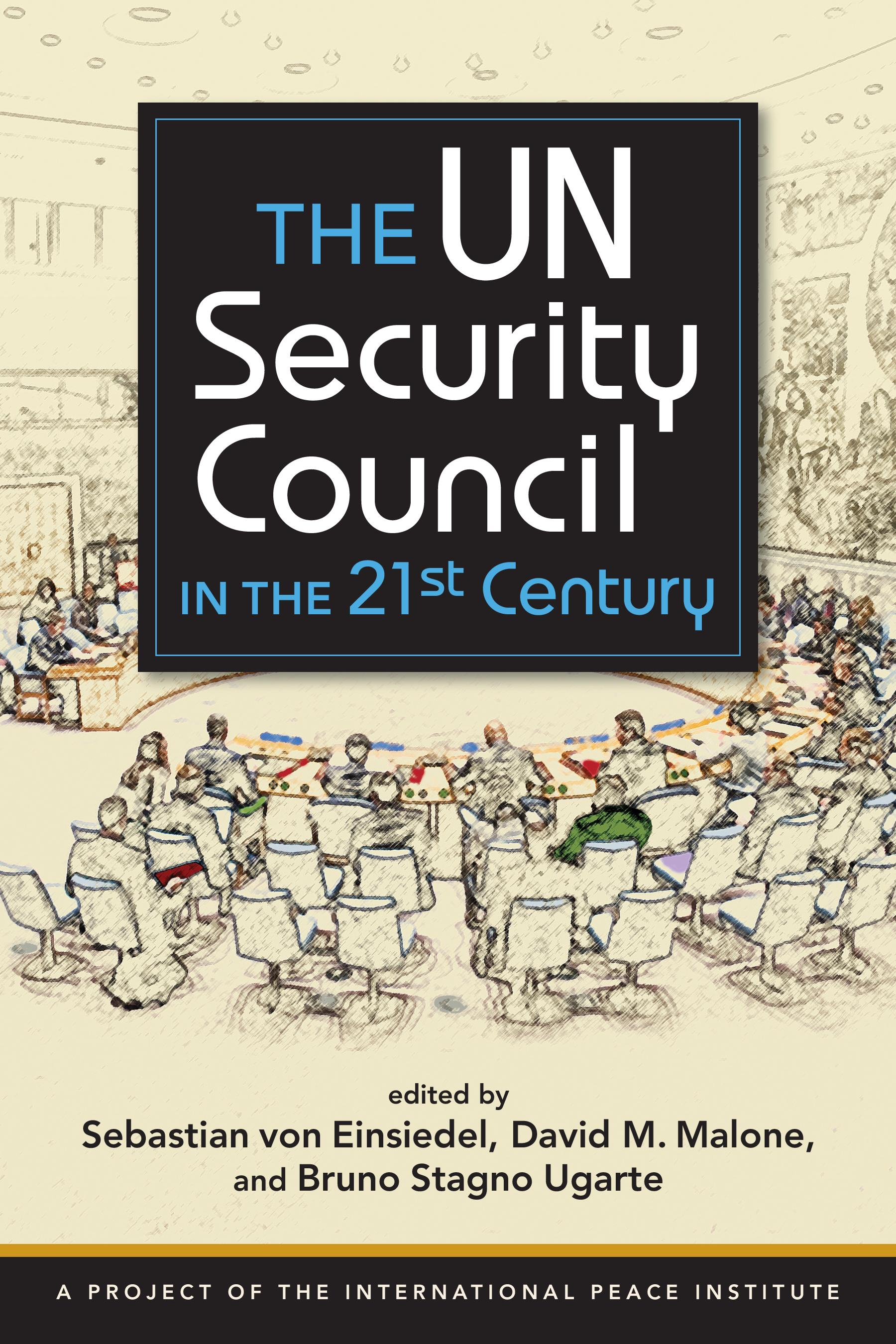 The UN Security Council in the 21st Century - Cover