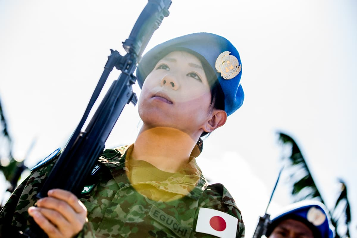 UNMISS Prepares for UN Peacekeepers Day Ceremony
