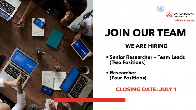 New Researchers FINAL promotion