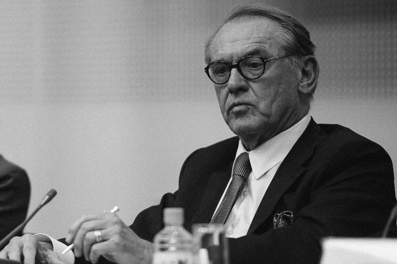 Jan Eliasson UN Deputy-Secretary-General