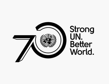 UN 70th Anniversary Logo