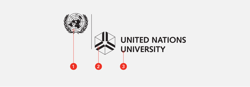 UNU Logo Elements