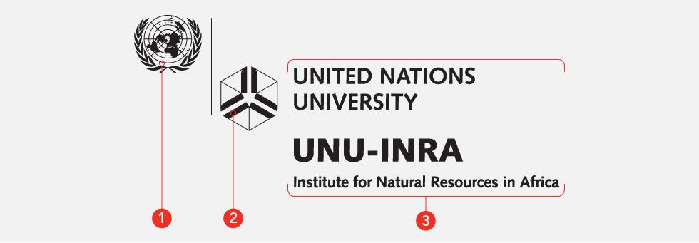 UNU Institute logo elements