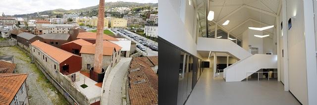 UNU-EGOV premises (exterior and interior)