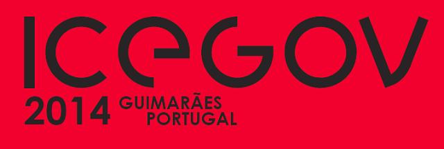 ICEGOV2014 Logo
