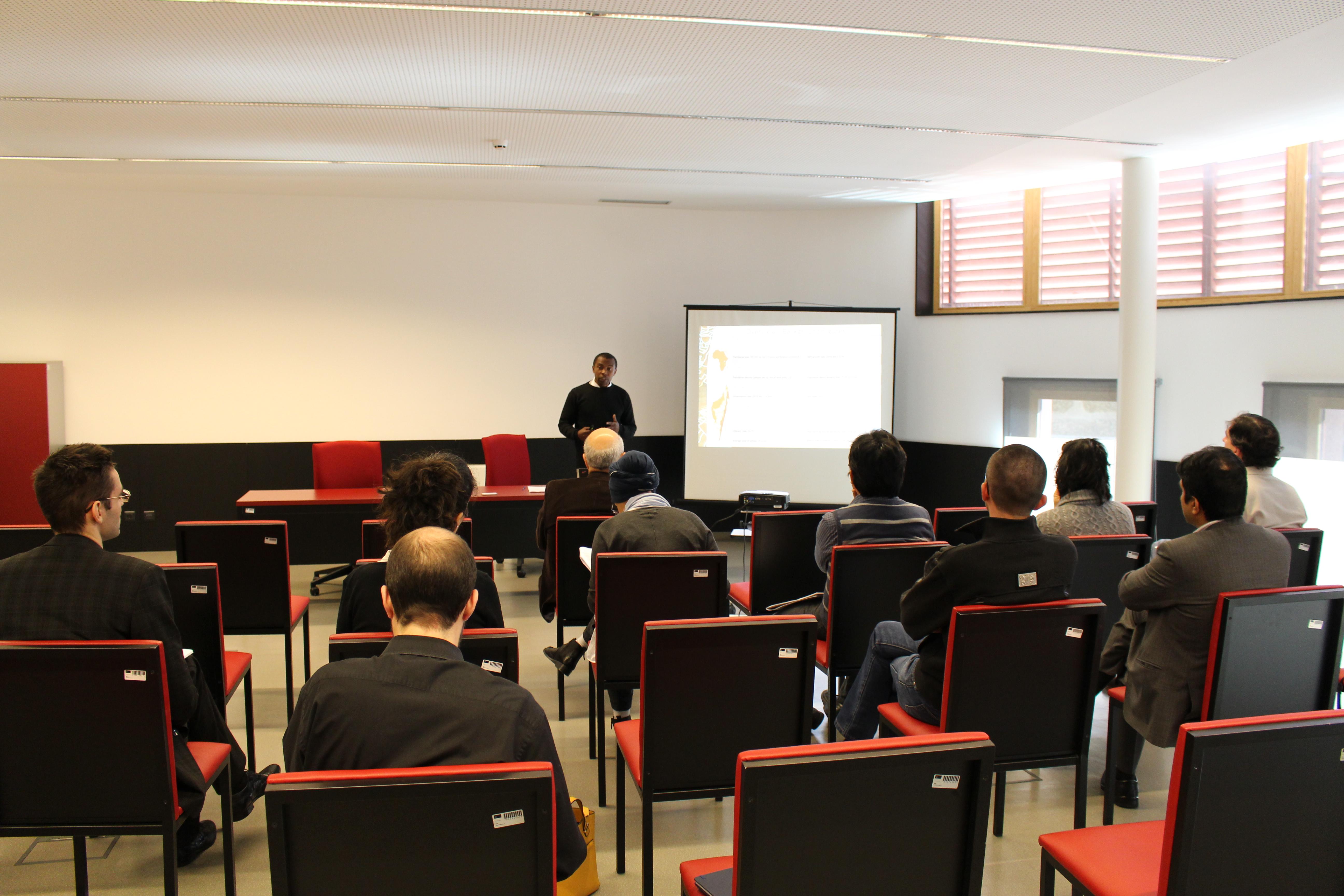 Herilala seminar news