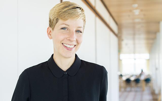 Mia Wannewitz portrait.