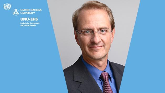 United Nations University selects Professor Dirk Messner to head Bonn-based institute