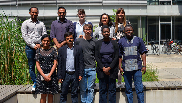 Joint PhD Programme in Integrated Management of Water, Soil