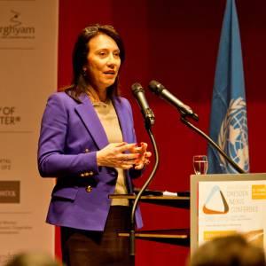 Elena Manaenkova, WMO, Assistant Secretary-General