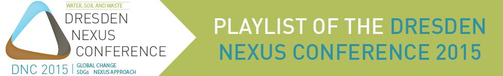 Dresden Nexus Conference 2015 Playlist