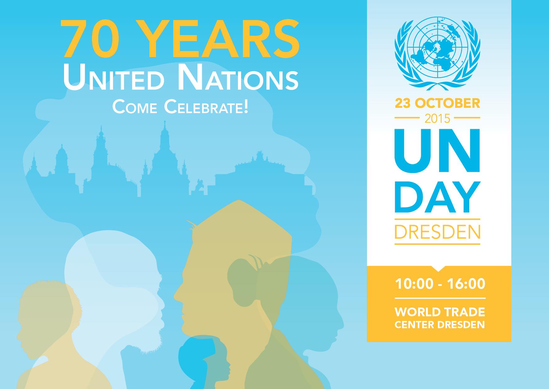 UN-Day 2015 Banner