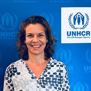 Angela Siegmund, UNHCR