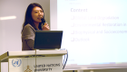 Dr. Lulu Zhang (UNU-FLORES) presents at Nexus Seminar No. 26