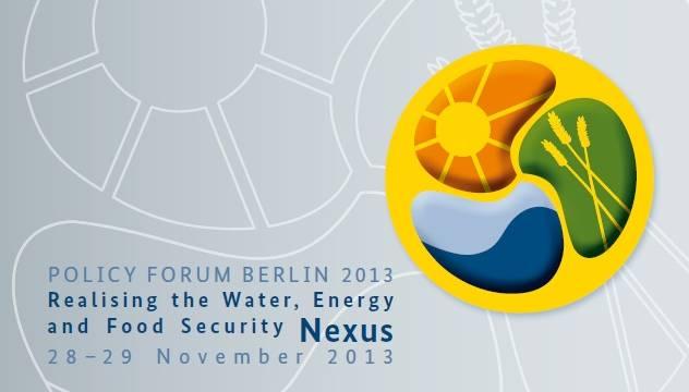 Policy Forum Berlin 2013