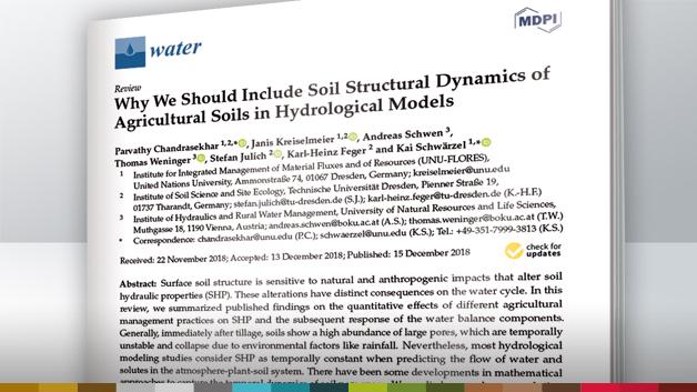 UNU-FLORES_Water_WhyIncludeSoilStructuralDynamicsOfAgriculturalSoils_slider