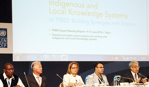 The Intergovernmental Science-Policy Platform on Biodiversity and Ecosystem Services (IPBES), hosted in Antalya, Turkey