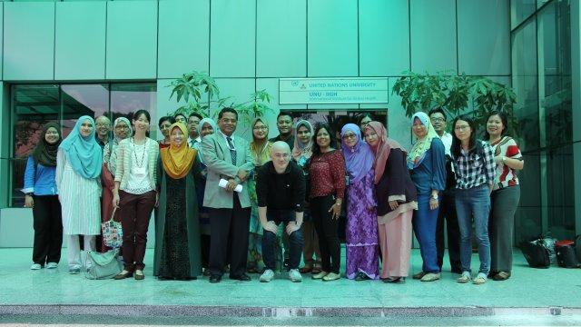 Participants Day 1 10.02.2017