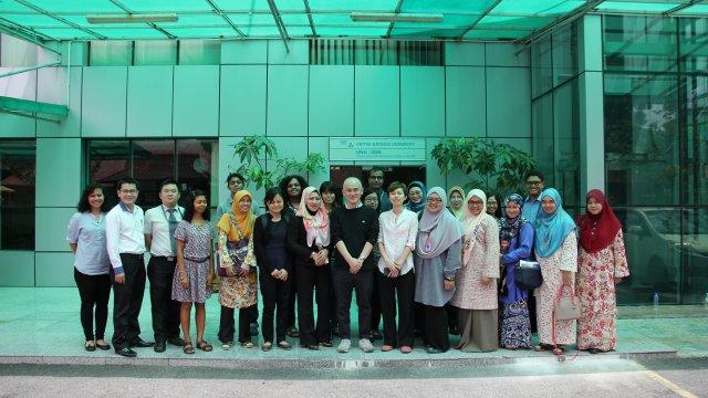 Participants Day 3 14.02.2017
