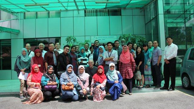Participants Day 4 15.02.2017