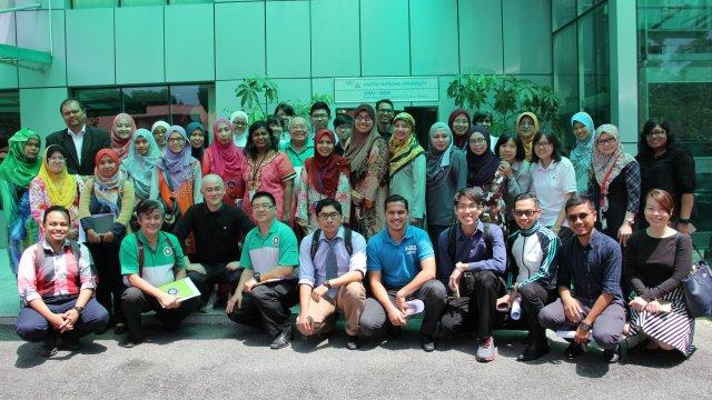 Participants Day 5 16.02.2017