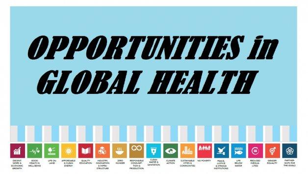 Opportunities in Global Health