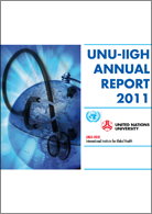 UNU IIGH 2011 Annual Report