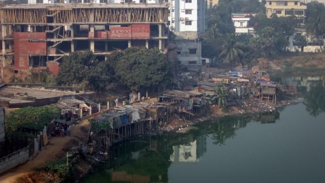 Sick Cities A Scenario for Dhaka City 2