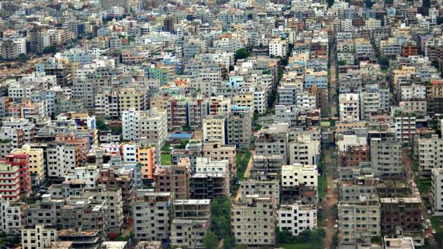 Sick Cities A Scenario for Dhaka City