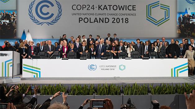 UNFCC,-Katowice,-Poland