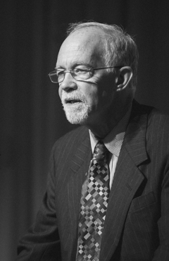 Photograph of Dr. David M. Malone - Rector, United Nations University