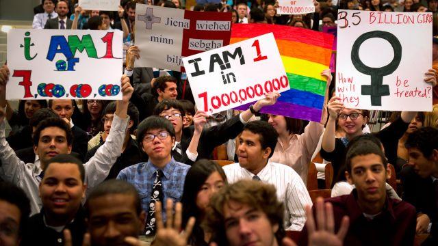 70億人という数字から見えるもの