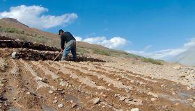 ワクハン渓谷の水と持続可能な土地利用