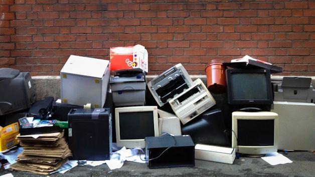 イタリアのe-waste問題解決に役立つ研究