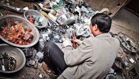 中国におけるE-waste問題の評価および改善
