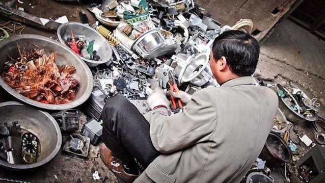 China and e-waste