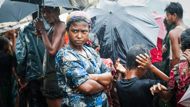 Rohingya Refugee and Migrant Women Shadowed by Sexual and Gender-based Violence