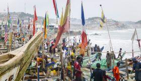 海の豊かさを守ろう:アフリカの水産資源保護