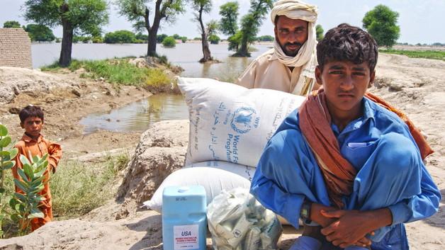 WFP Food Distribution