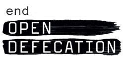 End Open Defecation Campaign logo