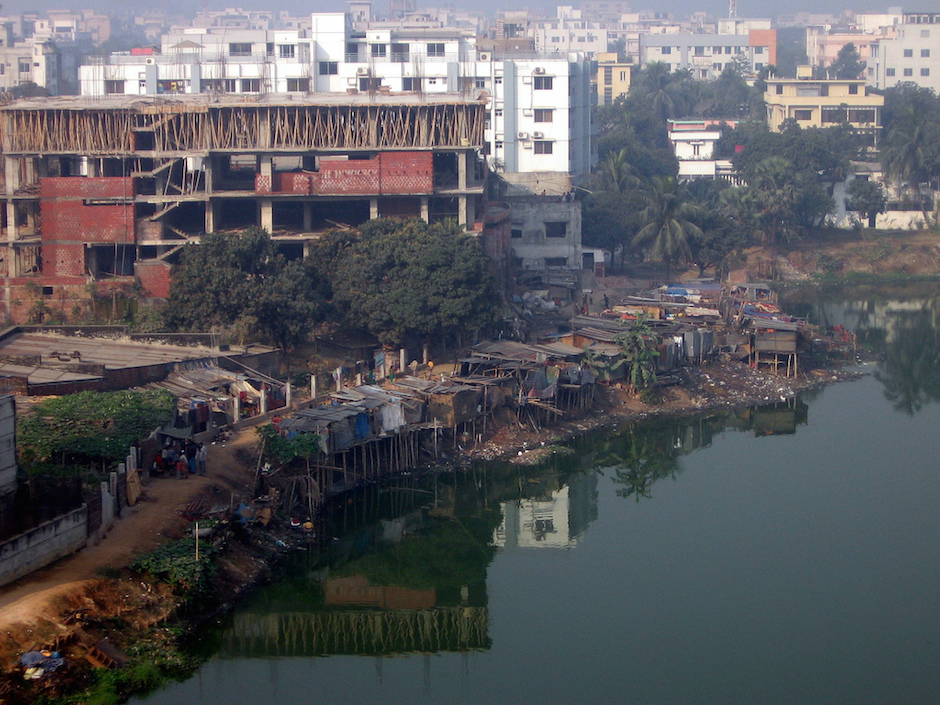 Sick Cities A Scenario For Dhaka City Our World