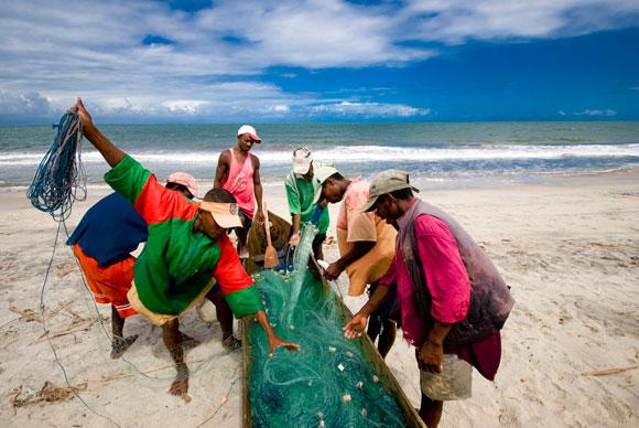 Soanierana Ivongo, Madagascar Fishermen