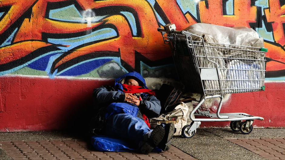 Criminalisation of Homelessness in US Criticised by United Nations