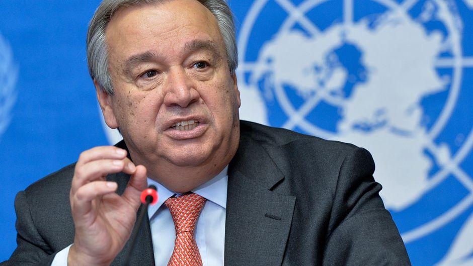 Humanitarian System Scrambling to Meet Skyrocketing Needs - UN Refugee Agency Chief