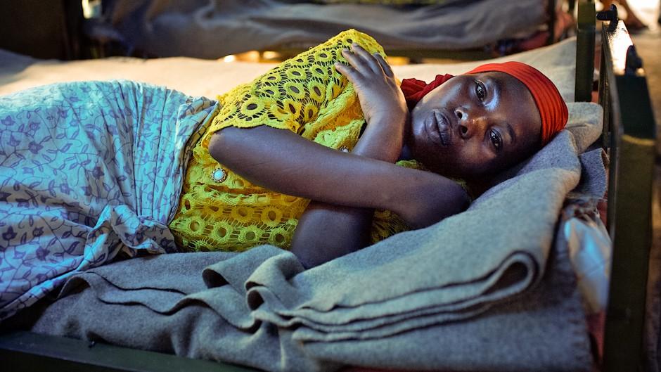 How to Stop Sexual Slavery in Conflict Zones
