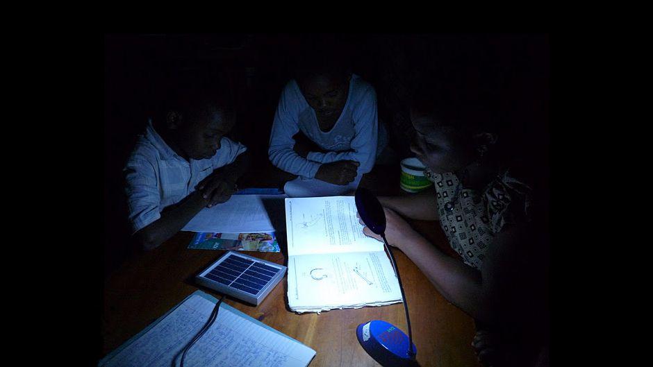 Solar Lamps Ridding African Families of Kerosene Woes