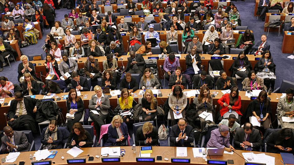 CSW 59 Wraps up as Delegates Look Towards 2016