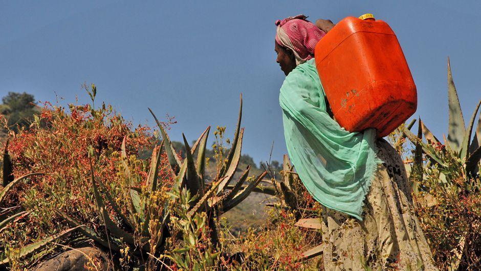 Freshwater Scarcity - Recapturing Africas Vital Resource