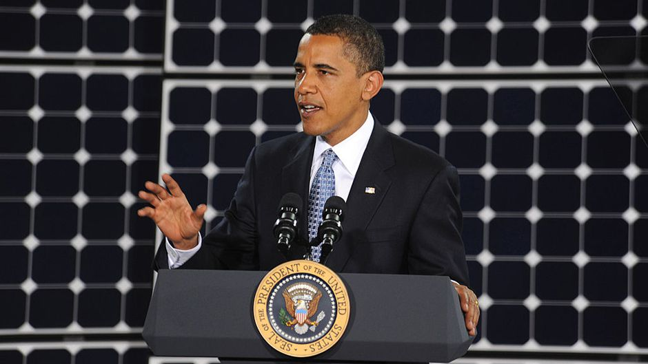 Obamas Clean Power Plan Hailed as USs Strongest Ever Climate Action