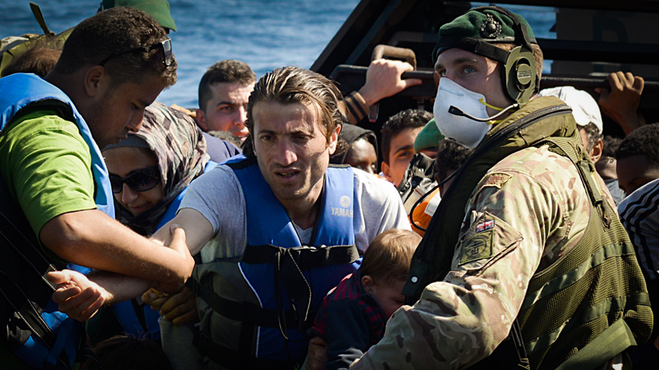 The Mediterranean Crisis - An Open Letter to World Leaders